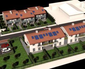 CALENZANO- Carpognane prossima realizzazione 3,5 vani con giardino.