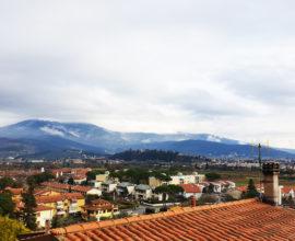 PRATO-La Querce bilocale in villa.