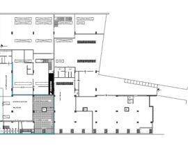 FIRENZE/CAREGGI-Fondo commerciale 700 mq.
