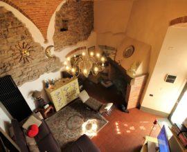 CALENZANO - Torre medievale con uliveta.