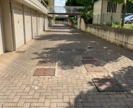 CALENZANO- Via Pertini posto auto in vendita.