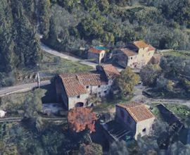 CALENZANO - San Donato rustico da ristrutturare.