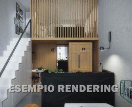 SESTO FIORENTINO-Padule terratetto bilocale.